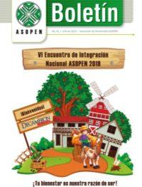 Edición Digital del Boletín ASOPEN 41